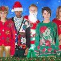 ダサいセーターでクリスマスパーティーを楽しもう