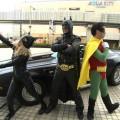 バットマンならぬバッタモンと仲間達!その正体は?