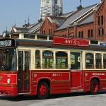 おじゃマップSPで横浜100円バスの旅。周遊バス『あかいくつ』のルートと時刻表